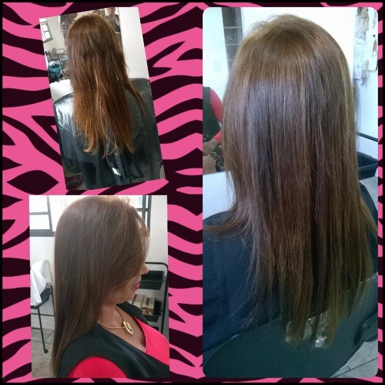 Correçao de cor cabeleireiro(a)