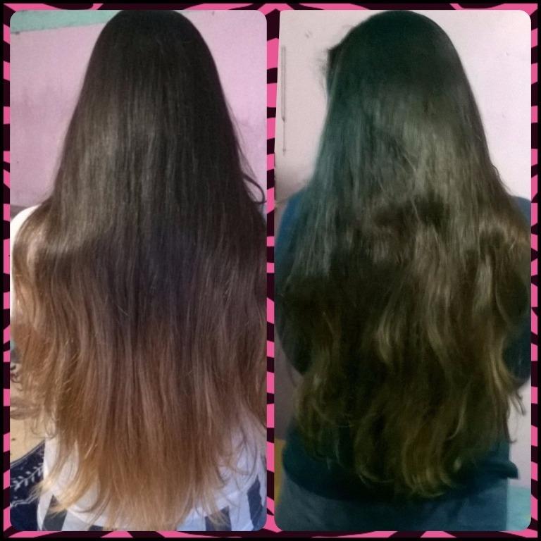 Correçao de cor e corte cabeleireiro(a)