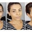 Pele perfeita num passe de mágica. #makeup #maquiagem #antesedepois