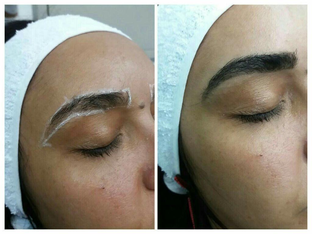 estética designer de sobrancelhas depilador(a) estudante (esteticista)