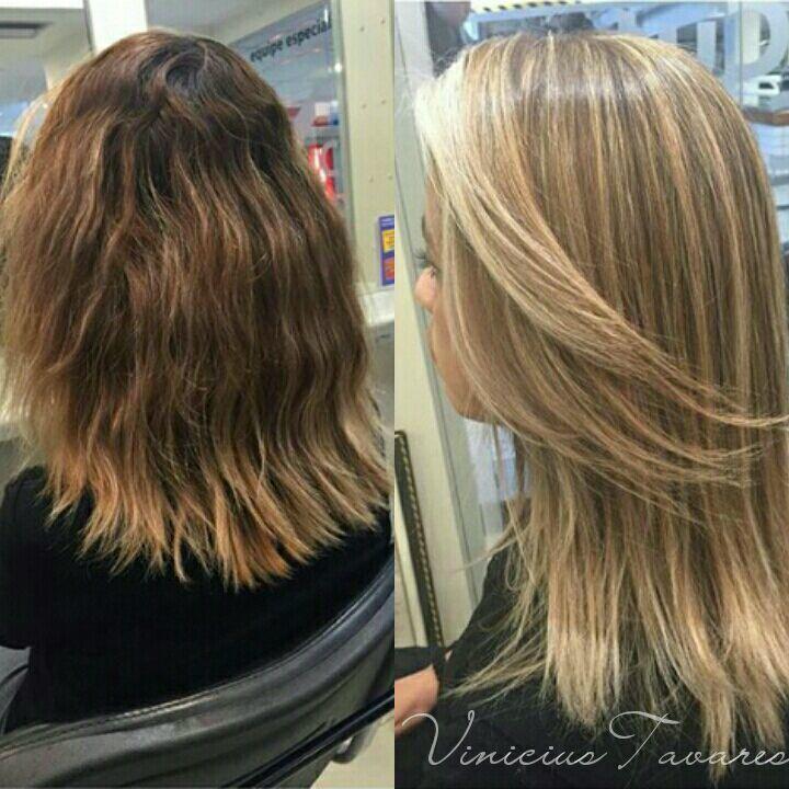 Contrast cabelo cabeleireiro(a)