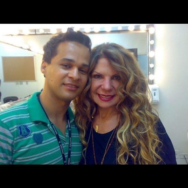 make and hair da maravilhosa  Elba Ramalho  maquiador(a) cabeleireiro(a)