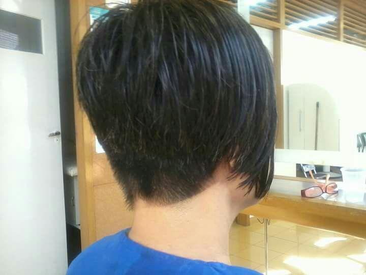 Corte feminino cabelo cabeleireiro(a) maquiador(a)