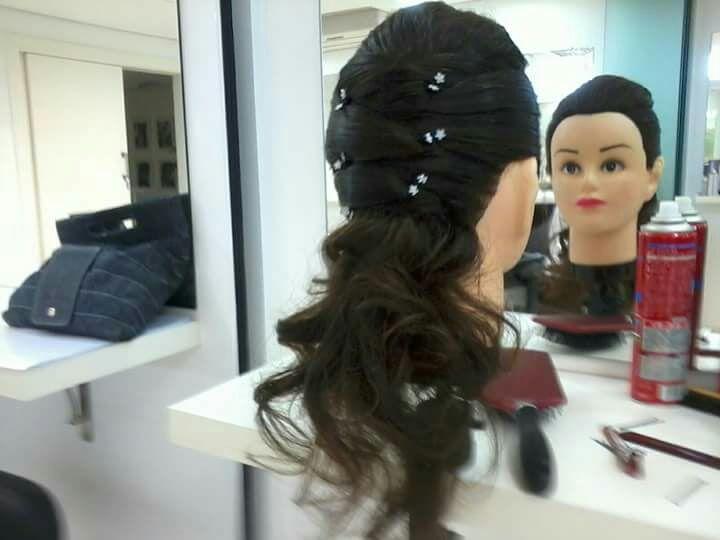 Penteado ! cabelo cabeleireiro(a) maquiador(a)