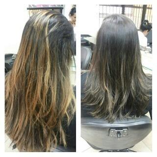#luzes #correcao cabeleireiro(a) designer de sobrancelhas