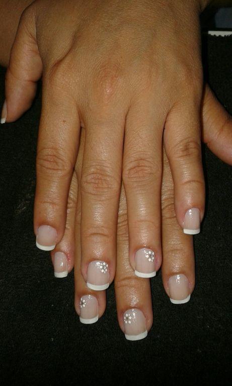 Francesinha manicure e pedicure