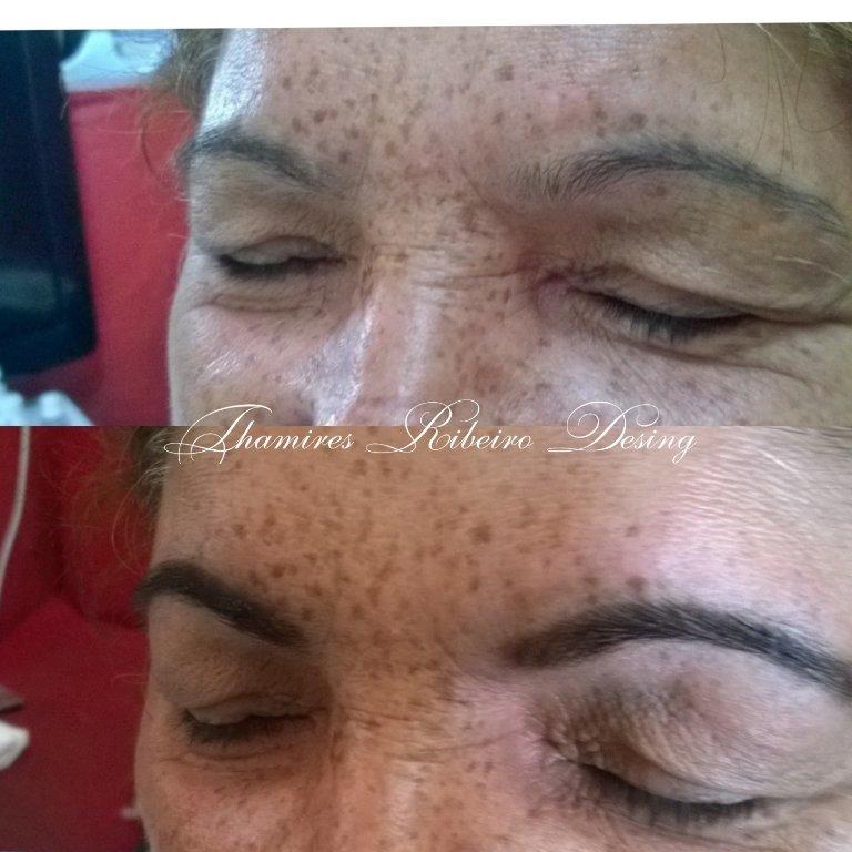 estética manicure e pedicure designer de sobrancelhas