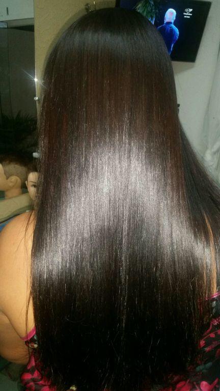 Alisamento!!! cabelo cabeleireiro(a)