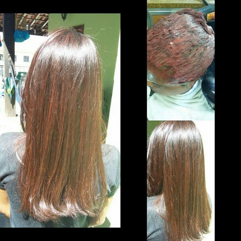 Mechas Red! cabelo cabeleireiro(a)