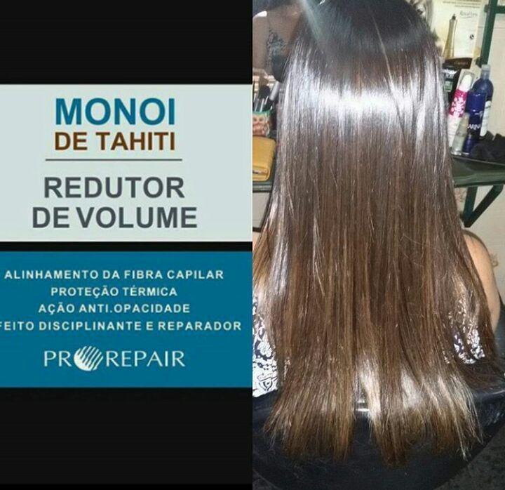 Escova Redutora! cabelo cabeleireiro(a)