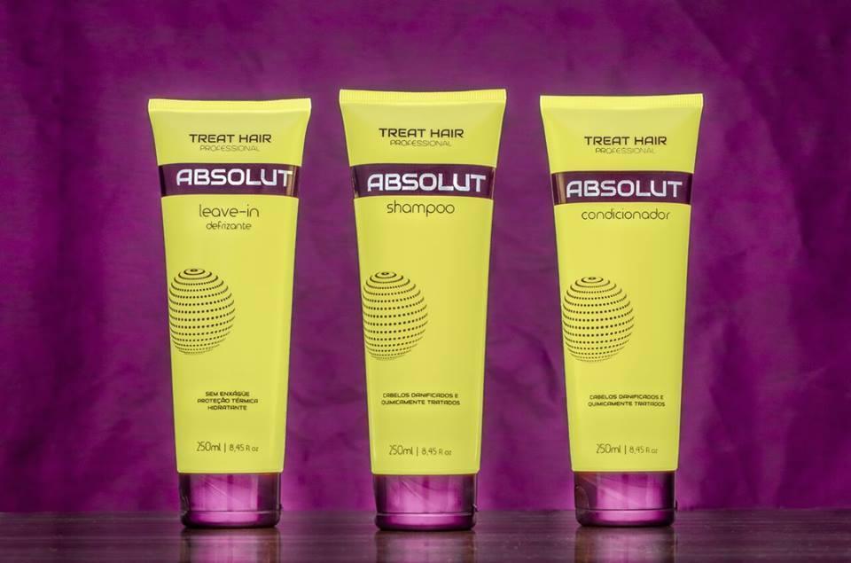 #treatabsolut #platinados cabelo gerente