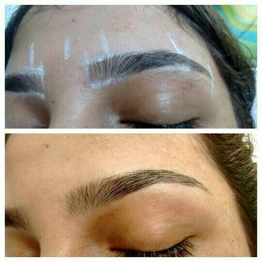 cabelo cabeleireiro(a) assistente esteticista designer de sobrancelhas