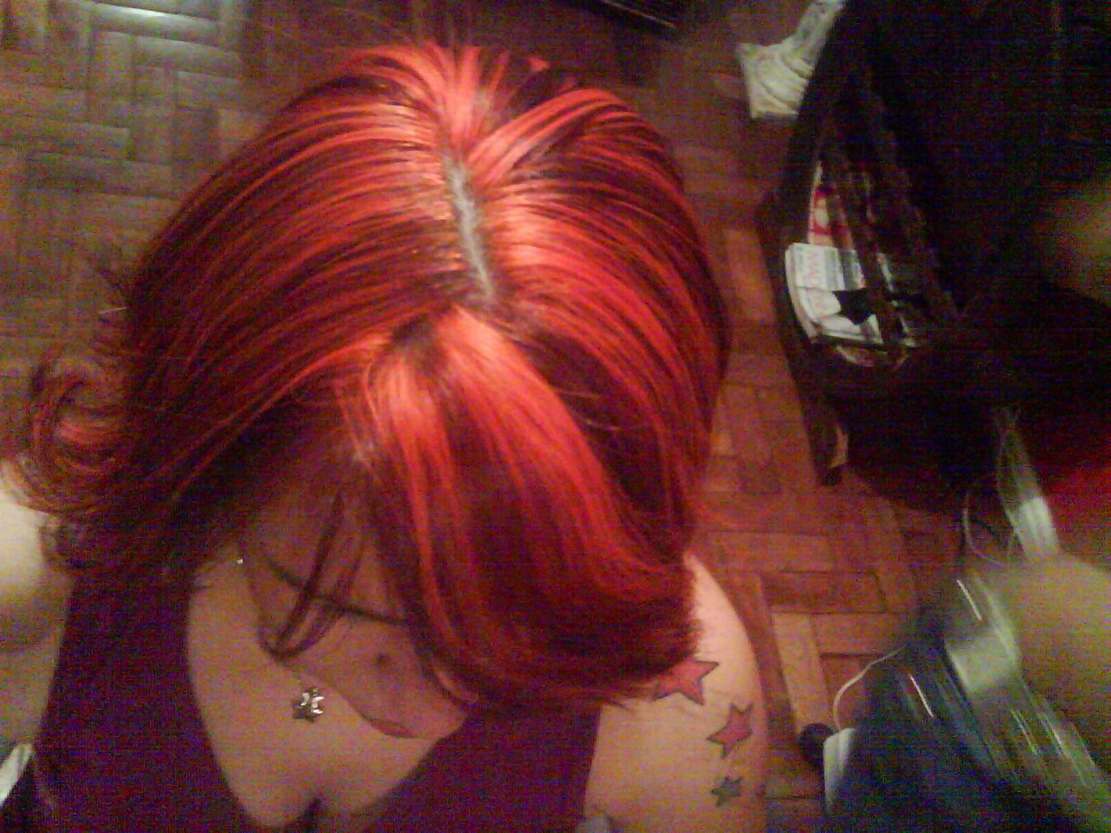mechas ,coloração cabelo cabeleireiro(a)