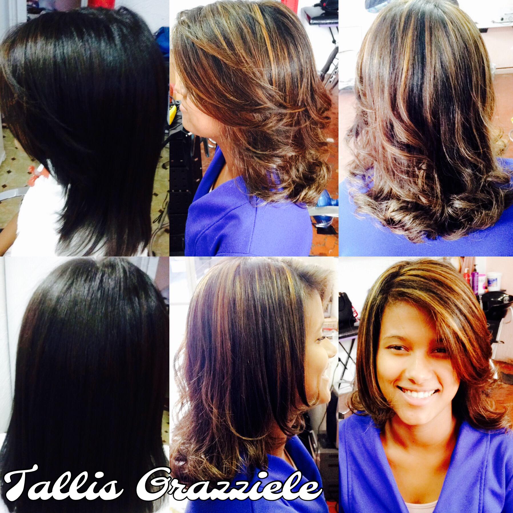 Iluminação sutil ! cabelo cabeleireiro(a)