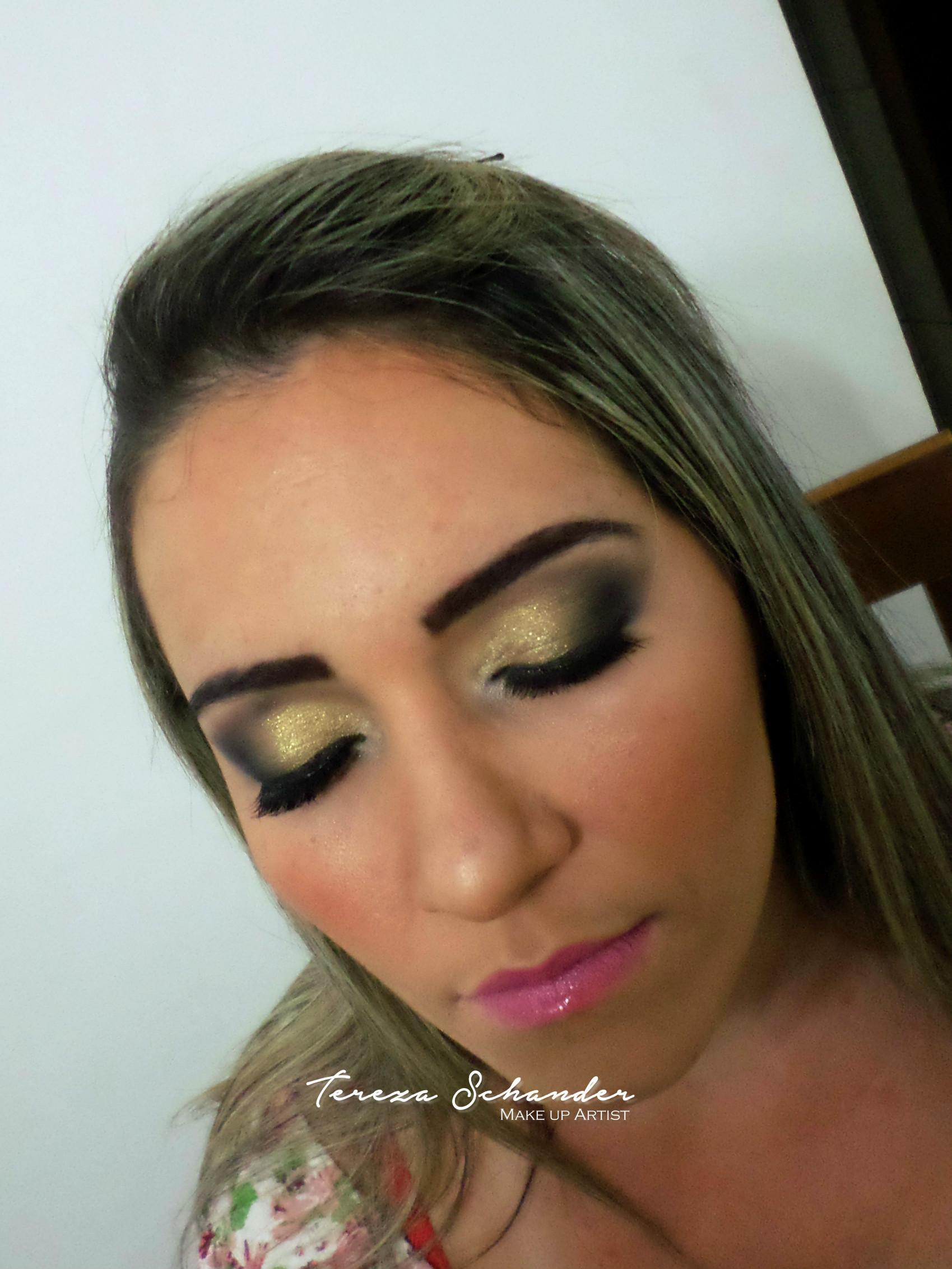 Maquiagem social maquiagem maquiador(a)