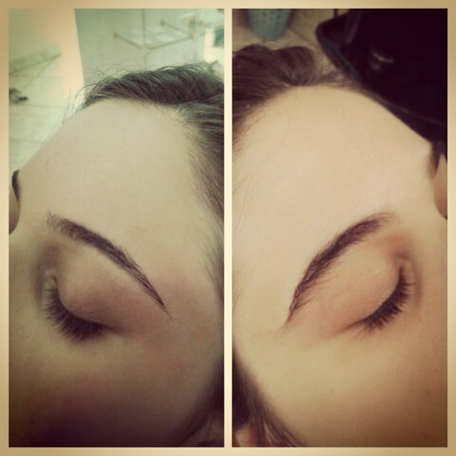 cabeleireiro(a) dermopigmentador(a) designer de sobrancelhas
