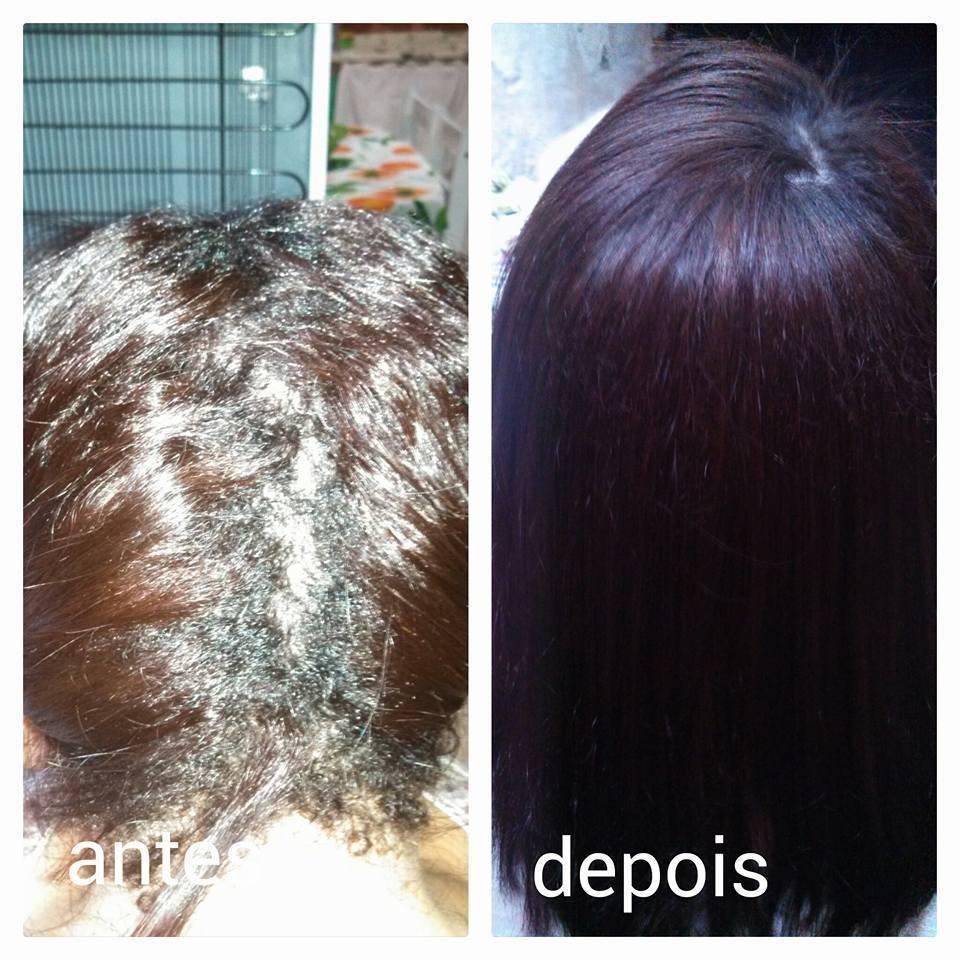 PROGRESSIVA FEITA POR ...LINSMEIRY cabelo auxiliar cabeleireiro(a)