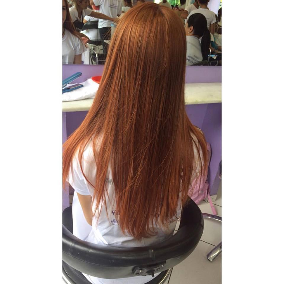 Botox cabelo estudante (cabeleireiro)