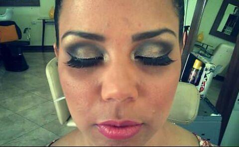 maquiagem maquiador(a) esteticista recepcionista