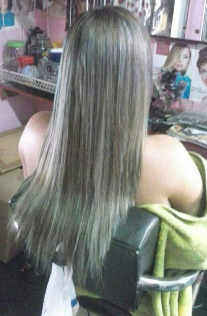 Tirando o castanho e deixando ele loiro. cabelo cabeleireiro(a)