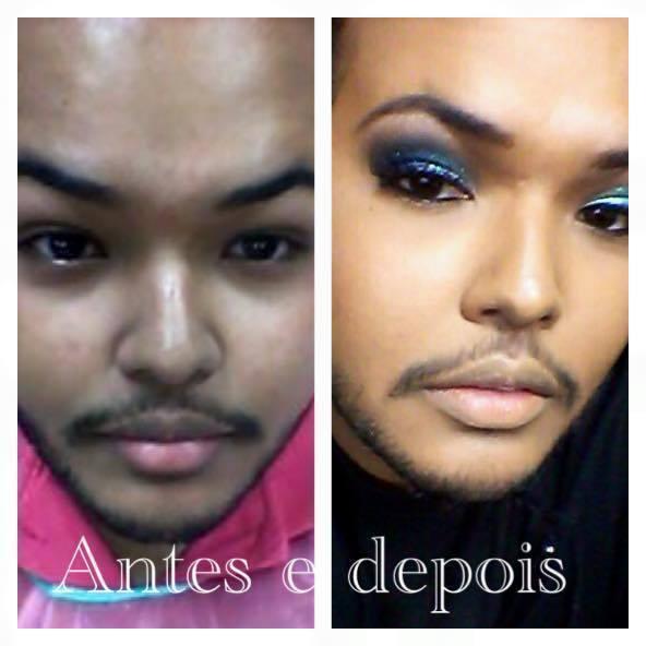 maquiagem maquiador(a) designer de sobrancelhas depilador(a)