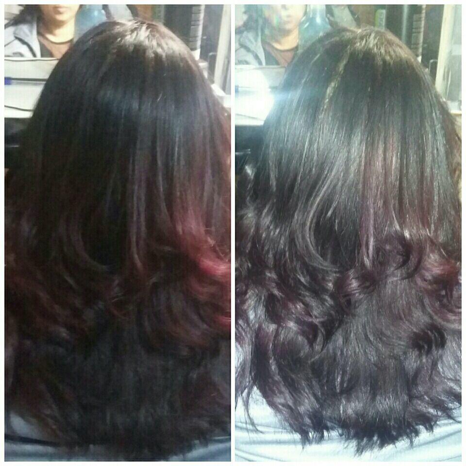 Marsala com Flex e sem. cabeleireiro(a)