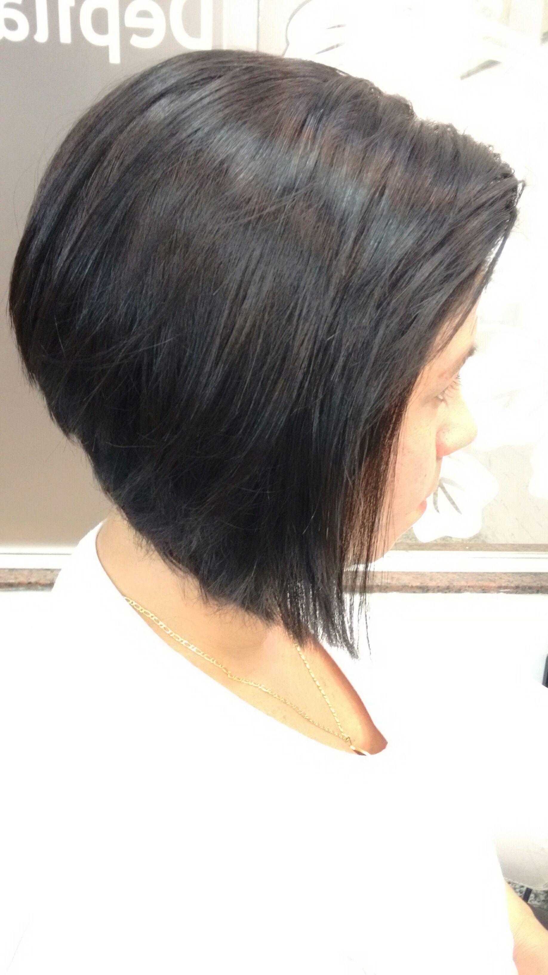 Corte short bob. cabelo cabeleireiro(a)