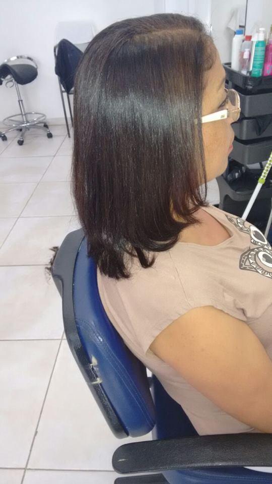 progressiva  cabelo auxiliar cabeleireiro(a) cabeleireiro(a) recepcionista