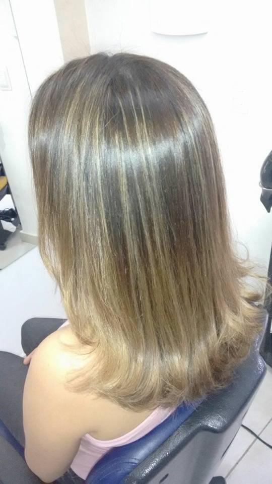 matização e Botox  cabelo auxiliar cabeleireiro(a) cabeleireiro(a) recepcionista