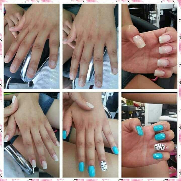 Unhas de gel unha recepcionista auxiliar cabeleireiro(a) manicure e pedicure