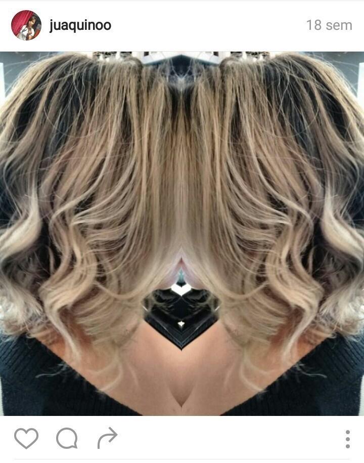 Da série curtos.. #corteandcolor #byjuaquino  cabelo cabeleireiro(a)