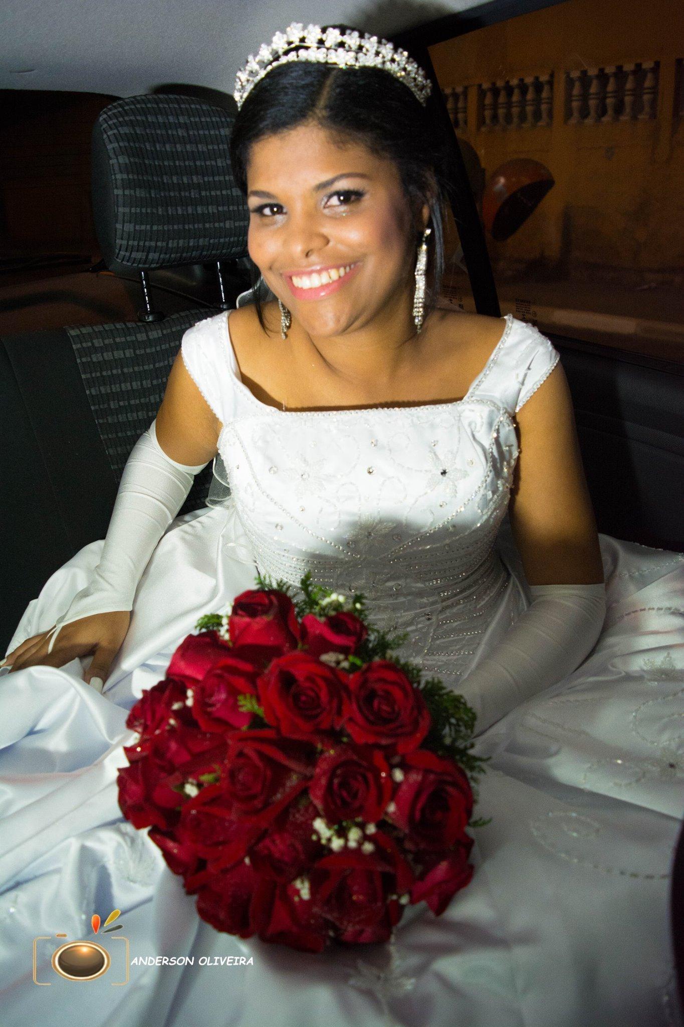 Noiva pele negra - casamento 08/2015 #Noiva  #Casamento maquiagem maquiador(a)