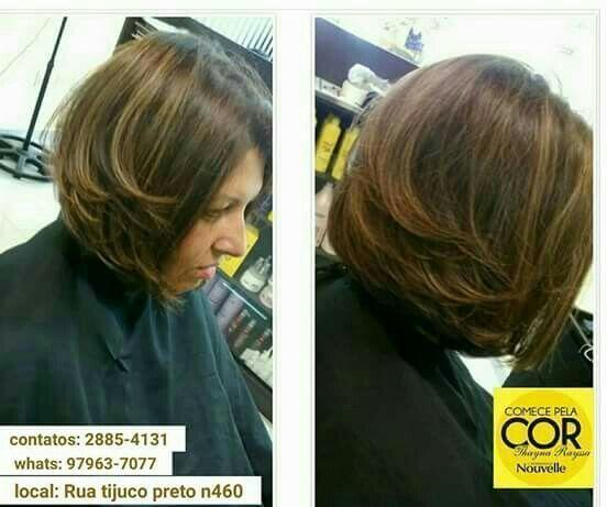 Corte Chanel auxiliar cabeleireiro(a) auxiliar cabeleireiro(a) cabeleireiro(a)