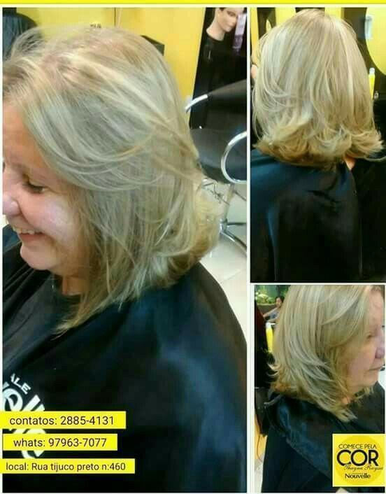 Coloração, luzes e corte !/ cabelo auxiliar cabeleireiro(a) auxiliar cabeleireiro(a) cabeleireiro(a)