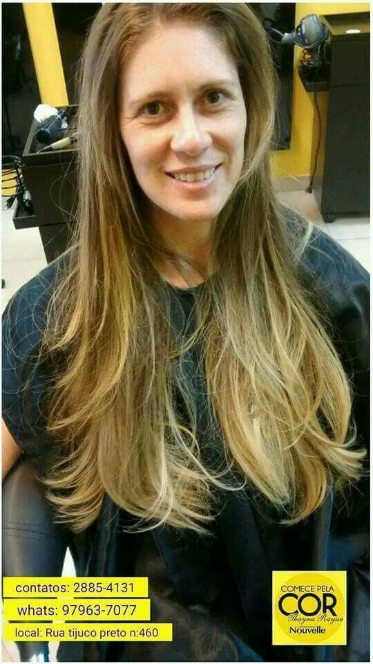 Corte e escova cabelo auxiliar cabeleireiro(a) auxiliar cabeleireiro(a) cabeleireiro(a)