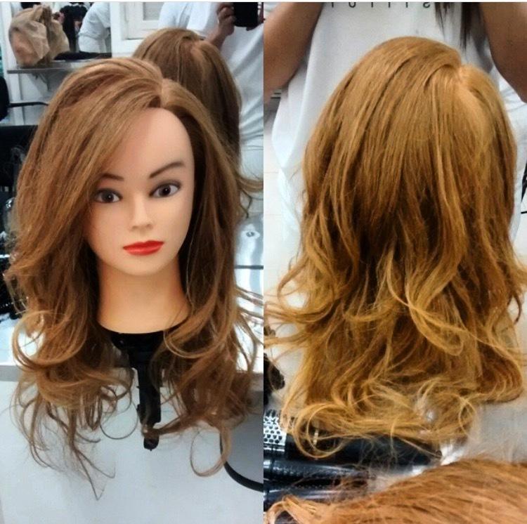 Escova modelada em cabelos 100%humano! Me aprimorando para vocês!!! @lorealprofbr  #cabelosmodelados #nutridos #fazadiferenca #hairstyle #healthyhair #lorealprofessionnel cabelo cabeleireiro(a) auxiliar cabeleireiro(a)