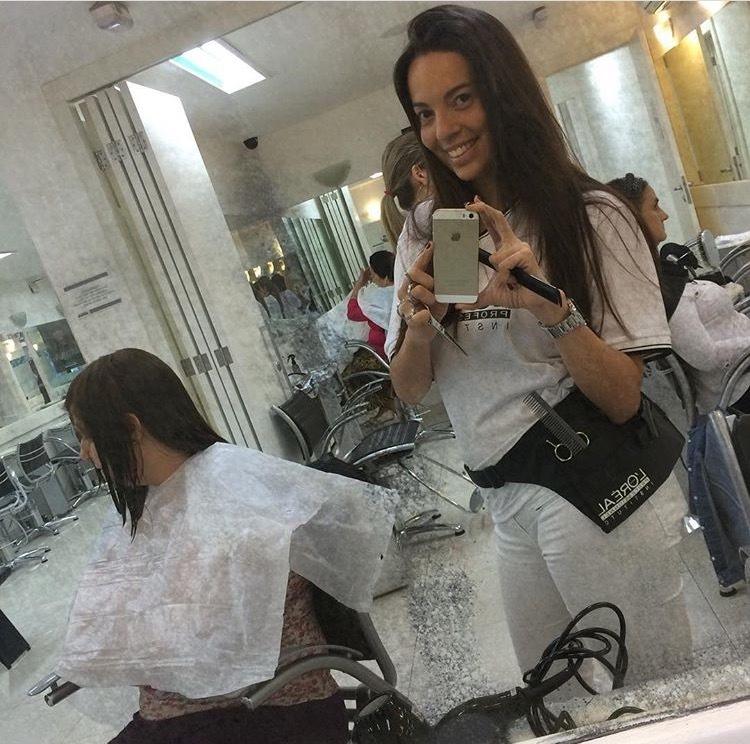Faça o que ame e todos os seus dias serão gratificantes 🙏🏻🙏🏻🙏🏻 #tipoEduardMãosdetesoura #corte #nutricão #aquinosalão #coloração #retoque ❤️💕❤️💕 cabelo cabeleireiro(a) auxiliar cabeleireiro(a)