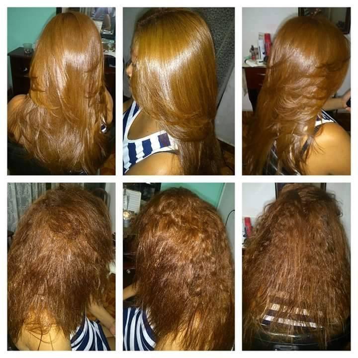 escova + prancha cabelo auxiliar cabeleireiro(a) cabeleireiro(a)