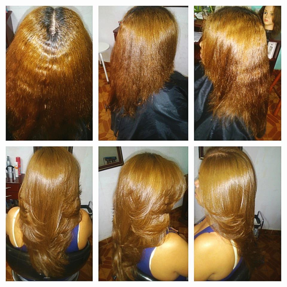 cor + escova cabelo auxiliar cabeleireiro(a) cabeleireiro(a)