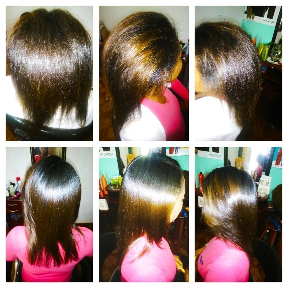 corte+progressiva cabelo auxiliar cabeleireiro(a) cabeleireiro(a)