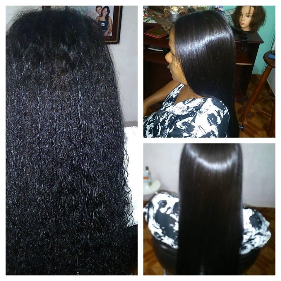escova definitiva cabelo auxiliar cabeleireiro(a) cabeleireiro(a)