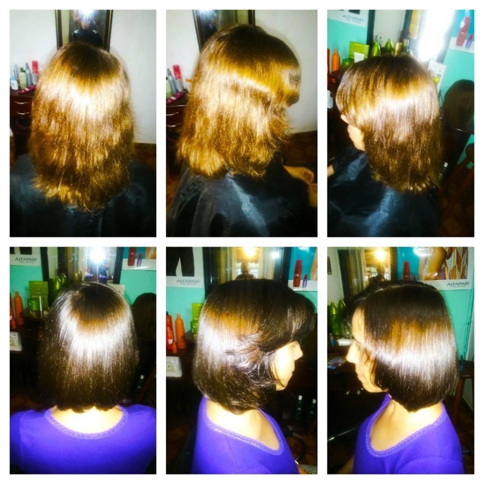 cor+corte+escova de verniz cabelo auxiliar cabeleireiro(a) cabeleireiro(a)