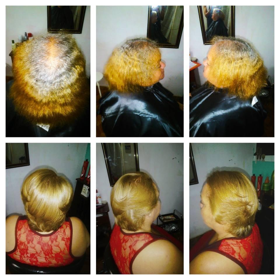 cor+escova cabelo auxiliar cabeleireiro(a) cabeleireiro(a)