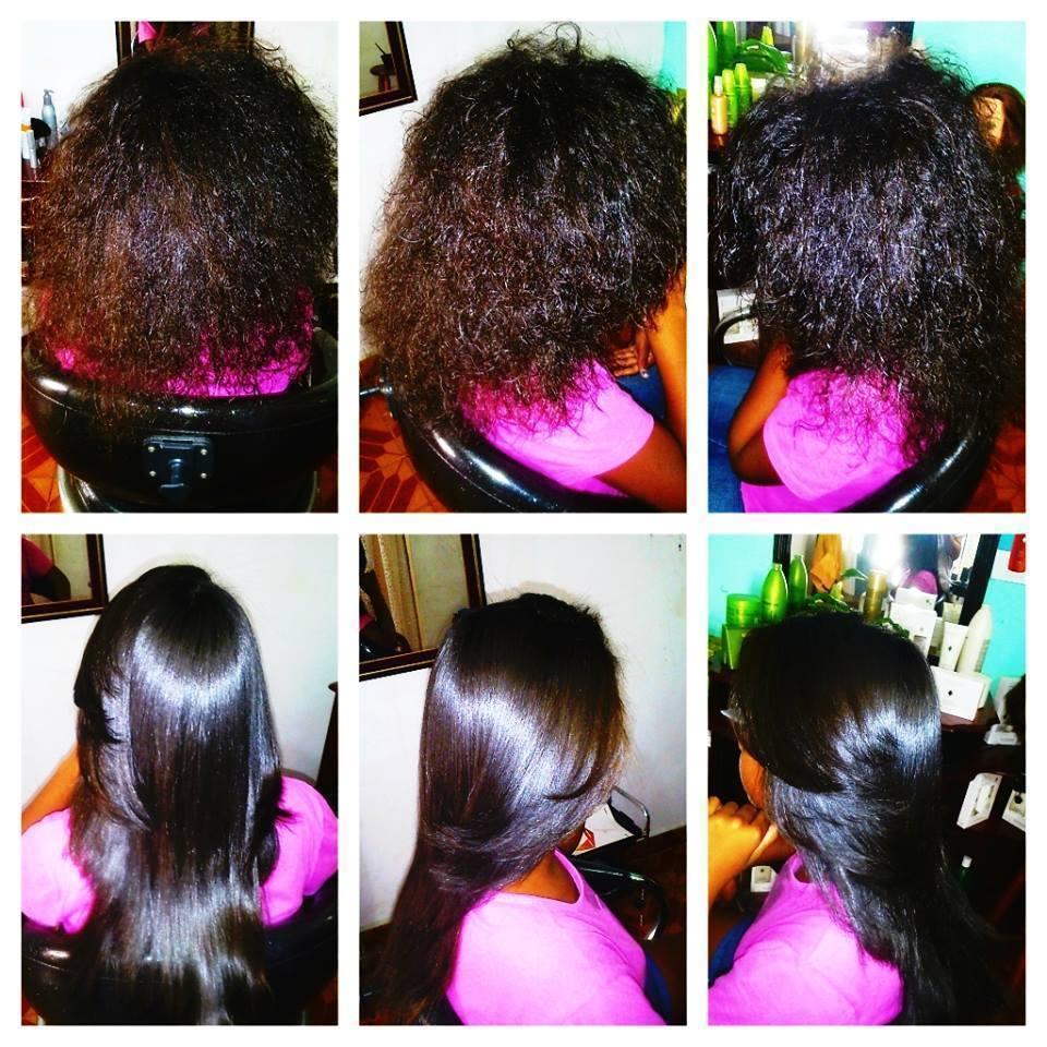 corte+ botox cabelo auxiliar cabeleireiro(a) cabeleireiro(a)