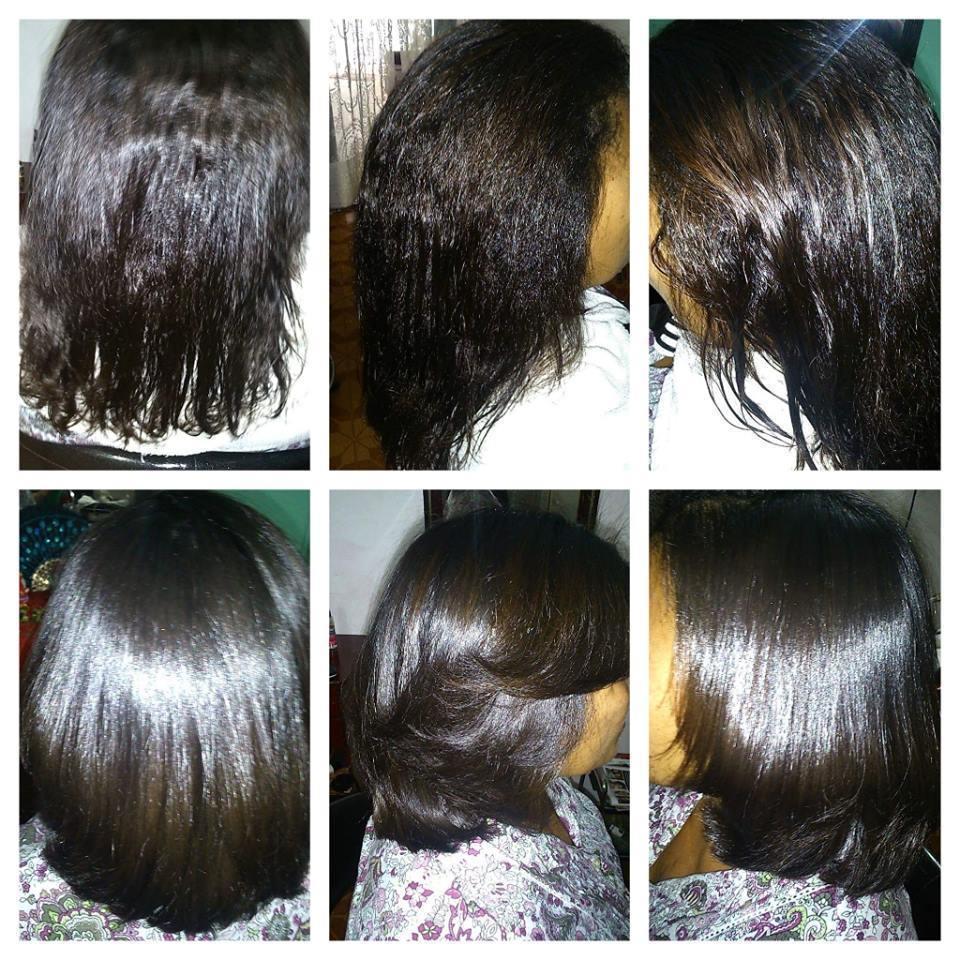 corte+ mascara+escova cabelo auxiliar cabeleireiro(a) cabeleireiro(a)