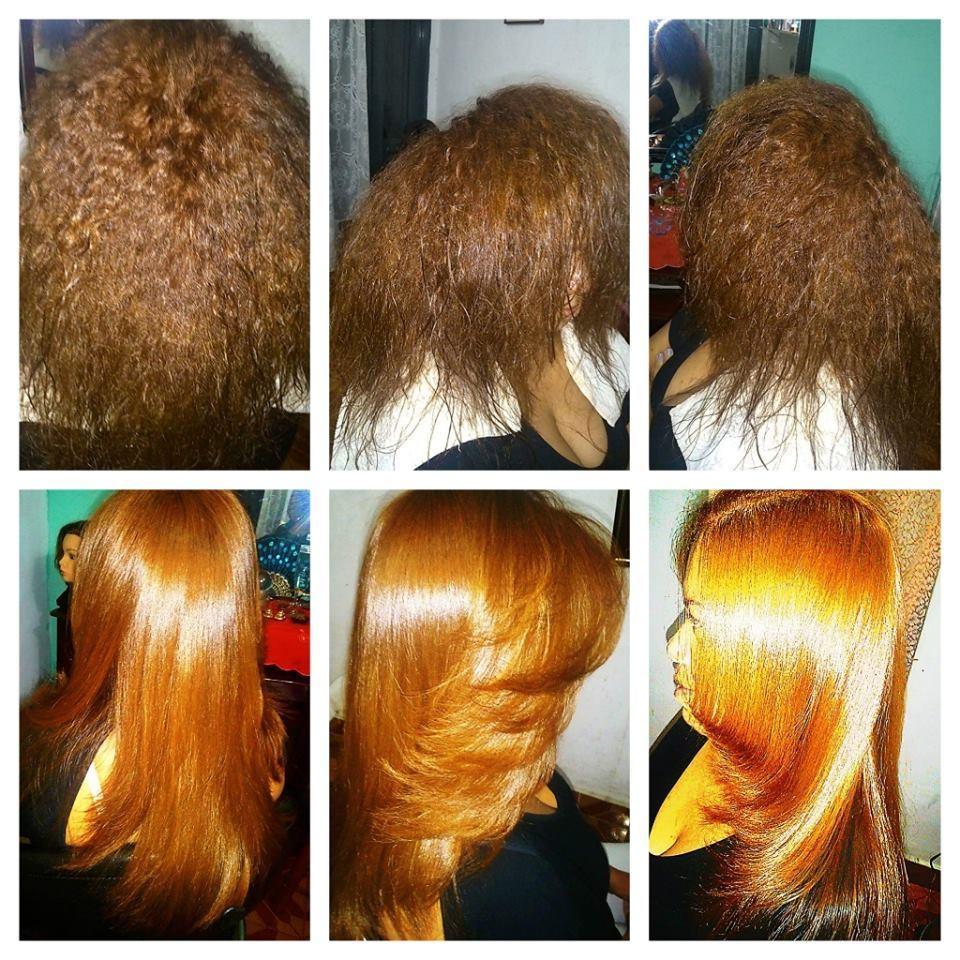 cor+corte+escova orgãnica cabelo auxiliar cabeleireiro(a) cabeleireiro(a)