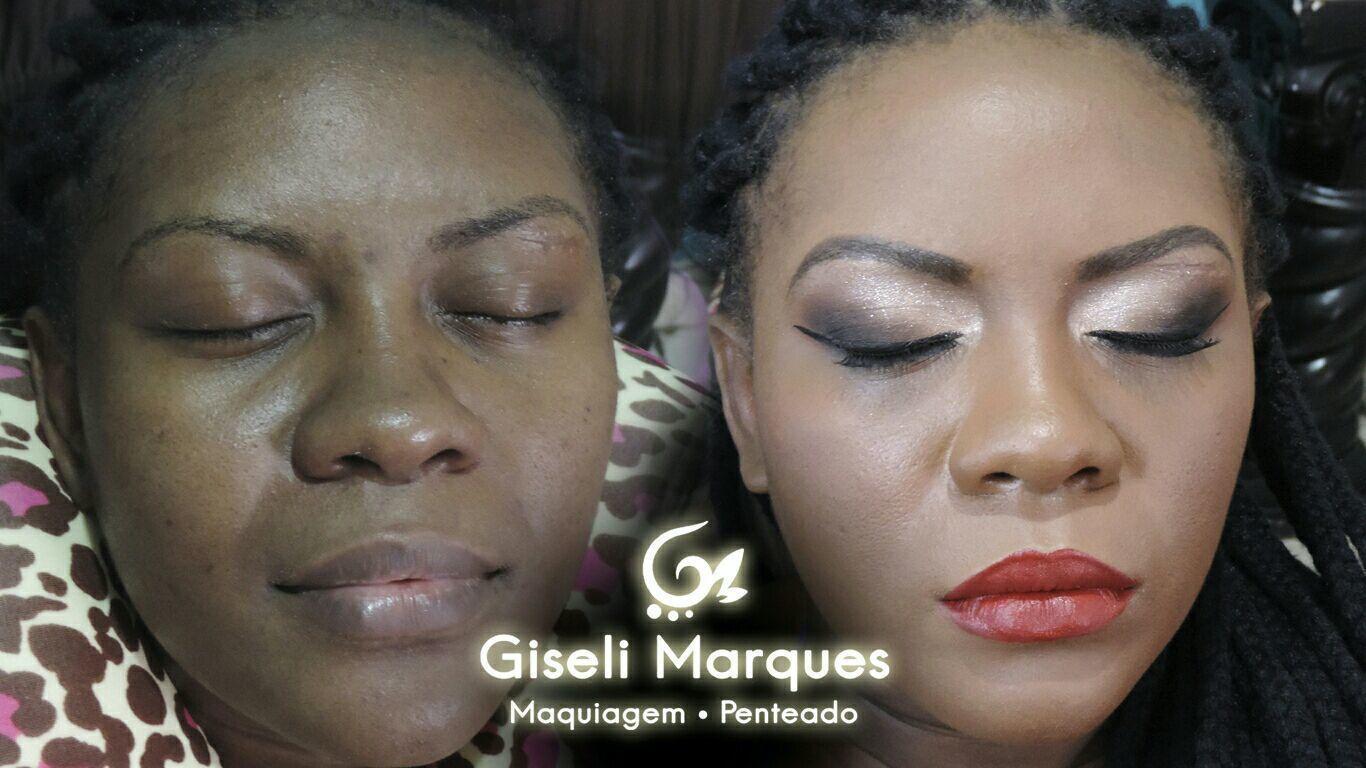 Madrinha maquiagem maquiador(a)