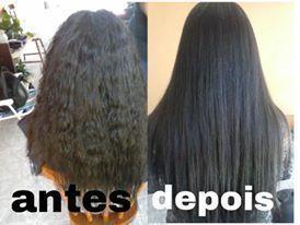 progressiva 3d cabelo cabeleireiro(a)