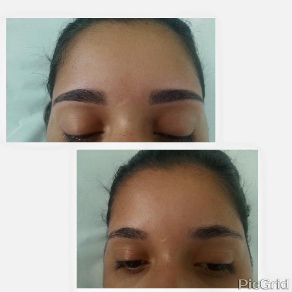 estética esteticista designer de sobrancelhas cabeleireiro(a)