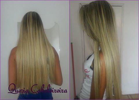 #QueziaCabeleireira #Loiras cabelo cabeleireiro(a)